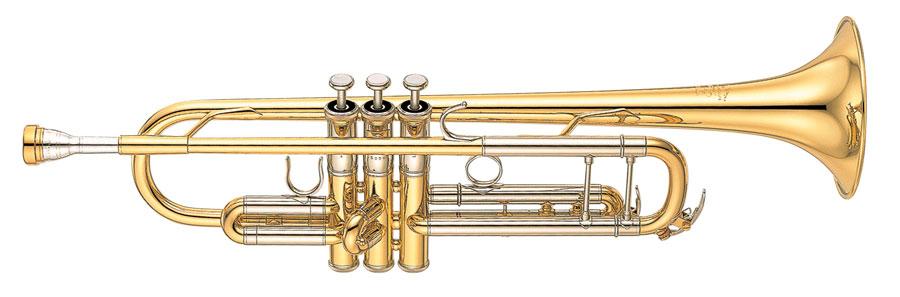 Yamaha Bb Trompet YTR-8345 Heavy Weight XENO - Uitvoering: Goudlak