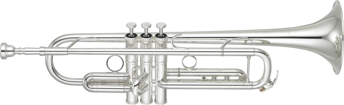 Yamaha Bb Trompet YTR-8345RGS Heavy Weight XENO - Uitvoering: Verzilverd