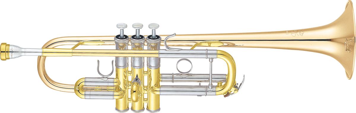 Yamaha C Trompet YTR-8445G Heavy Weight XENO - Uitvoering: Goudlak