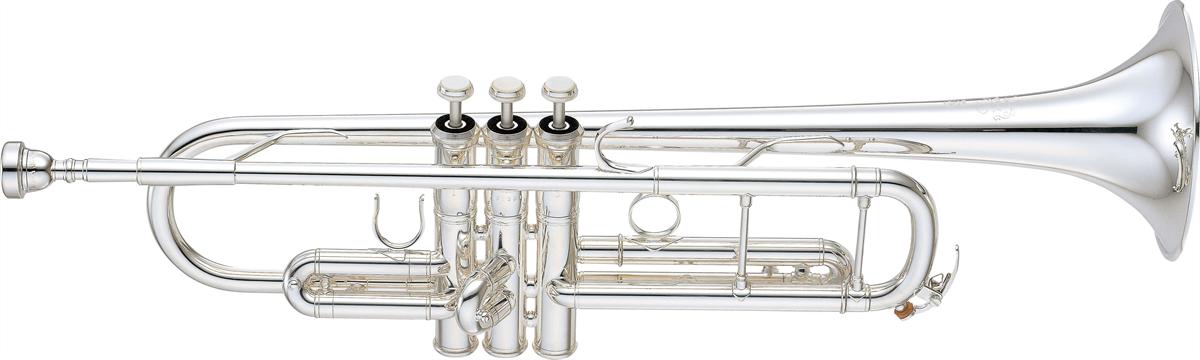 Yamaha Bb Trompet YTR-9335CHS Heavy Weight XENO Chicago - Uitvoering: Verzilverd