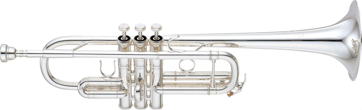 Yamaha C Trompet YTR-9445NYS Heavy Weight XENO New York - Uitvoering: Verzilverd