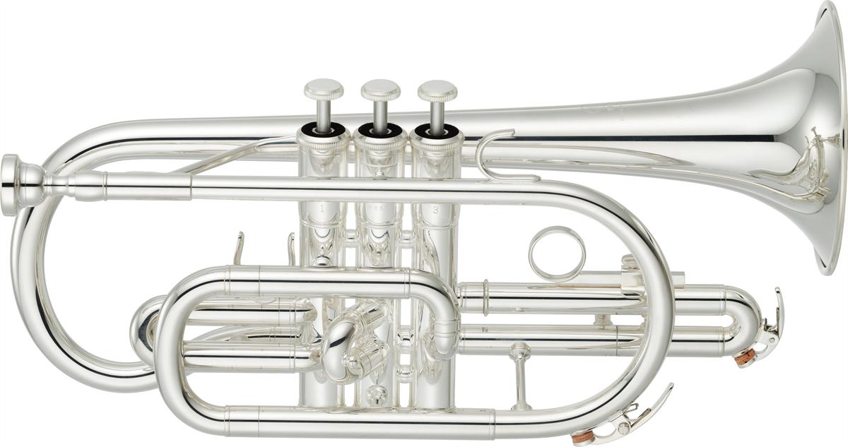 Yamaha Bb Cornet YCR-2330SIII Standard - Uitvoering: Verzilverd