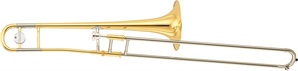 Yamaha Tenor Trombone YSL-354E Standard - Uitvoering: Goudlak