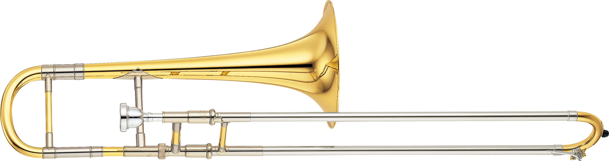 Yamaha Alt Trombone YSL-871 Custom - Uitvoering: Goudlak