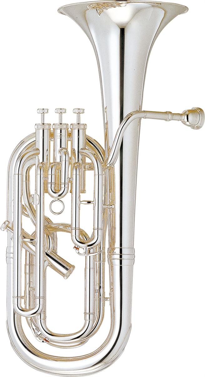 Yamaha Bariton YBH-621S Professional - Uitvoering: Verzilverd