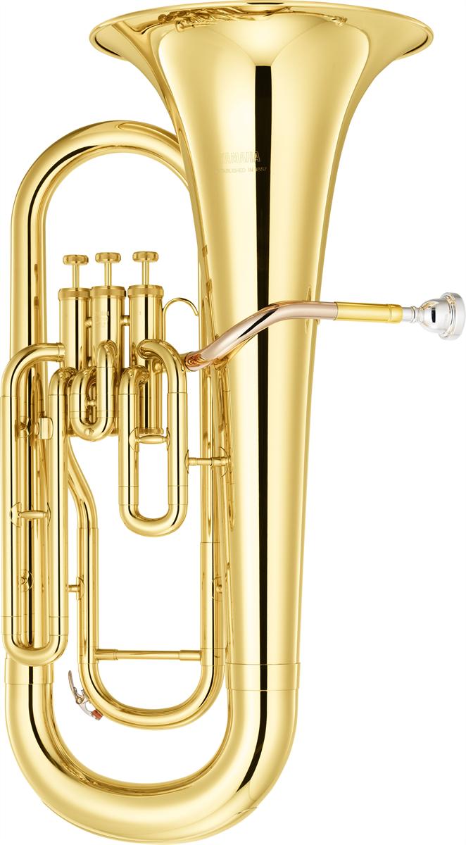 Yamaha Euphonium YEP-201 Standard - Uitvoering: Goudlak