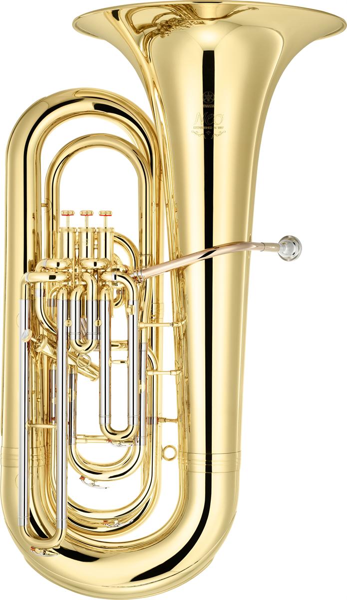 Yamaha Bb Bastuba YBB-632 Custom NEO - Uitvoering: Goudlak