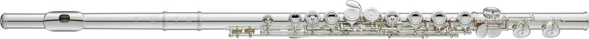 Yamaha Dwarsfluit YFL-517 Gesloten Kleppen - Professional