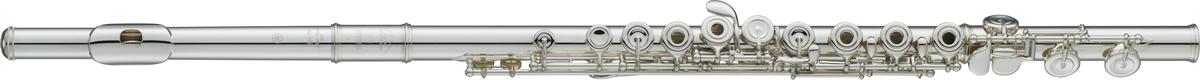 Yamaha Dwarsfluit YFL-577 Open Kleppen - Professional