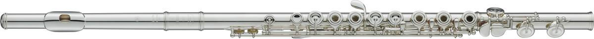 Yamaha Dwarsfluit YFL-587 Open Kleppen - Professional