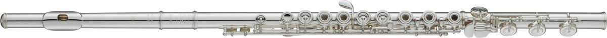 Yamaha Dwarsfluit YFL-687H Open Kleppen met B voet - Professional