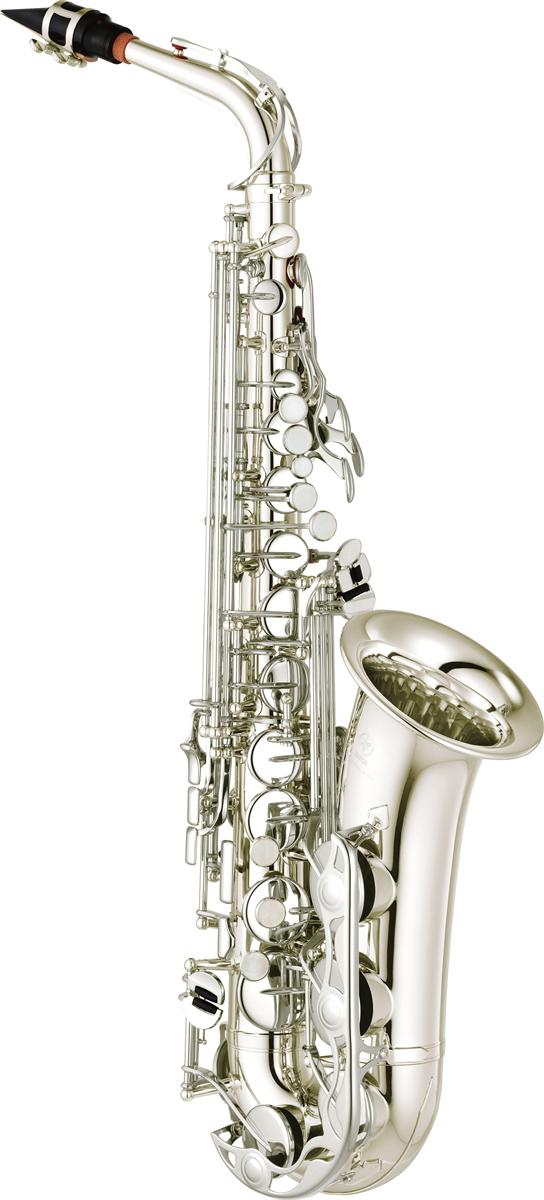 Yamaha Alt Saxofoon YAS-280S Standard - Uitvoering: Verzilverd