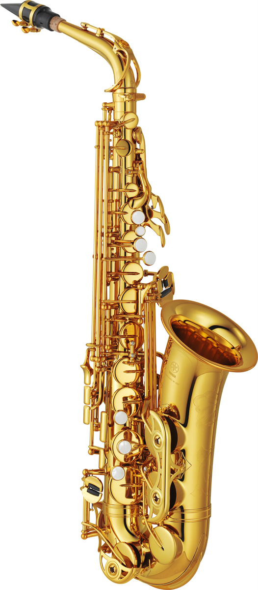 Yamaha Alt Saxofoon YAS-622 Professional - Uitvoering: Goudlak