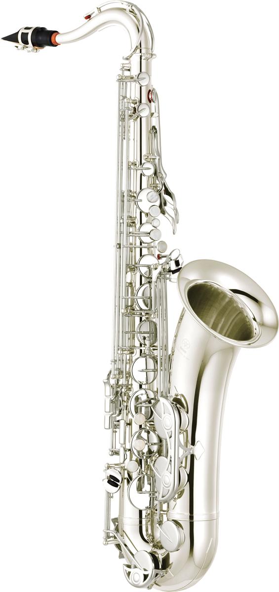 Yamaha Tenor Saxofoon YTS-280S Standard - Uitvoering: Verzilverd