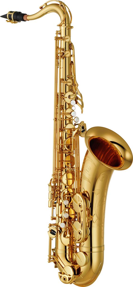 Yamaha Tenor Saxofoon YTS-480 Intermediate - Uitvoering: Goudlak
