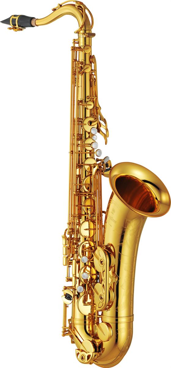 Yamaha Tenor Saxofoon YTS-82Z Custom - Uitvoering: Goudlak