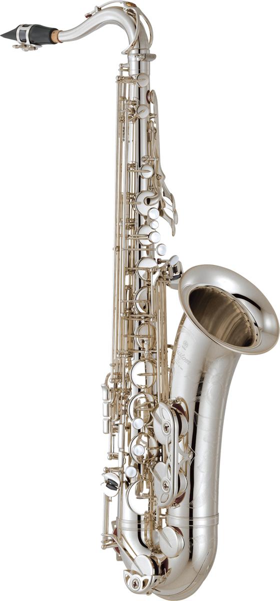 Yamaha Tenor Saxofoon YTS-82ZS Custom - Uitvoering: Verzilverd