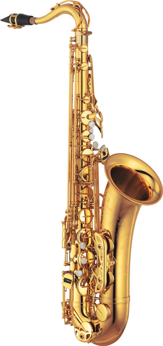 Yamaha Tenor Saxofoon YTS-875EX Custom - Uitvoering: Goudlak