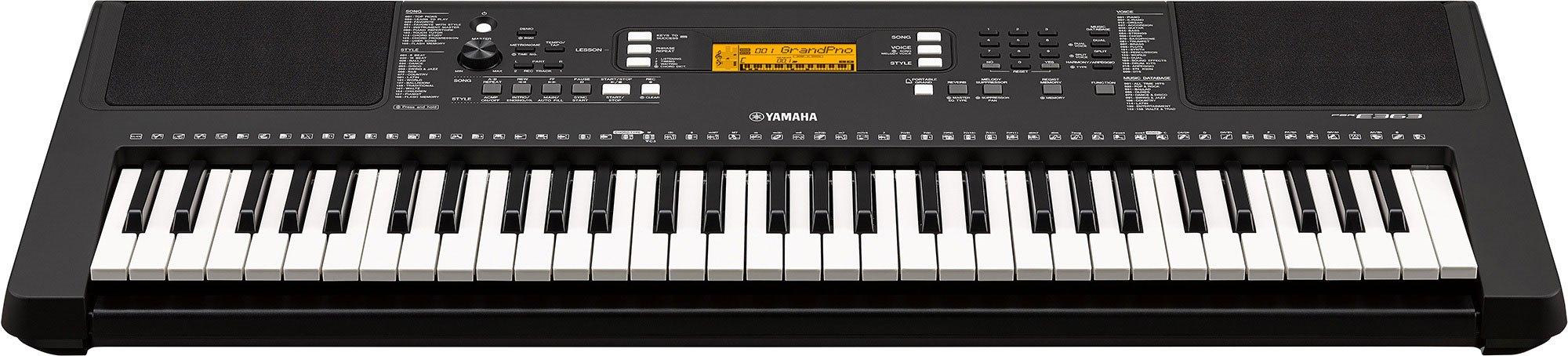 Yamaha PSR-E353 Draagbaar Keyboard
