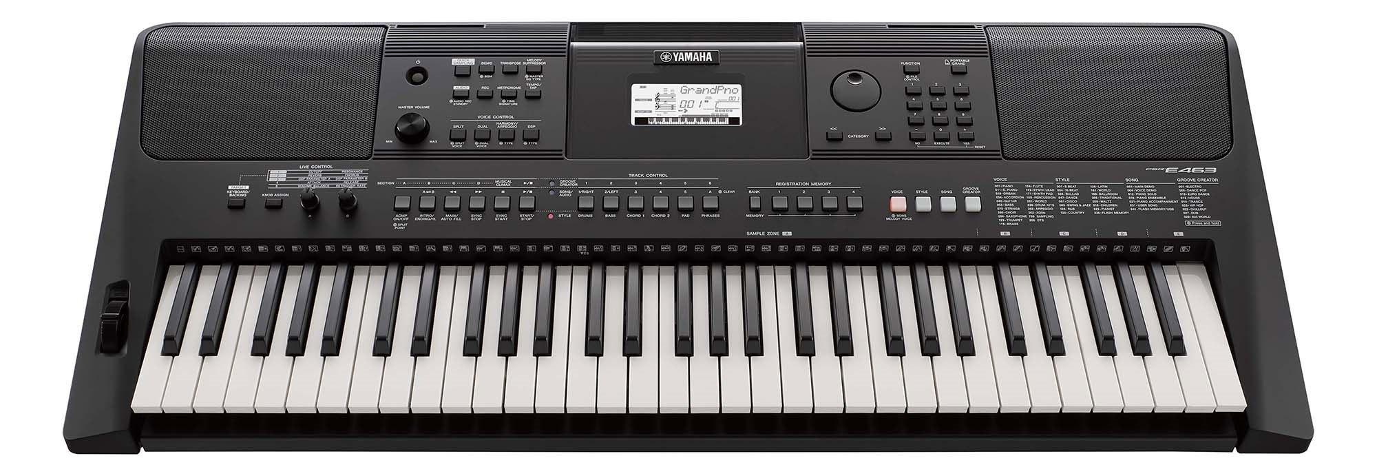 Yamaha PSR-E453 Draagbaar Keyboard