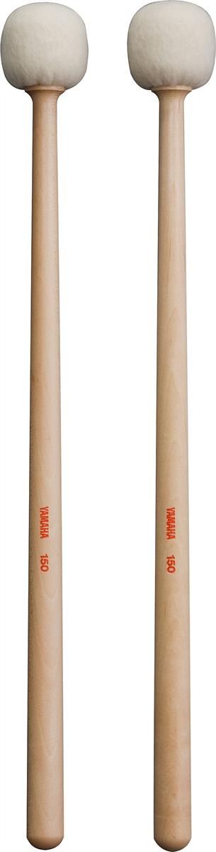NO-150 Yamaha Timpani Mallet flat round, medium