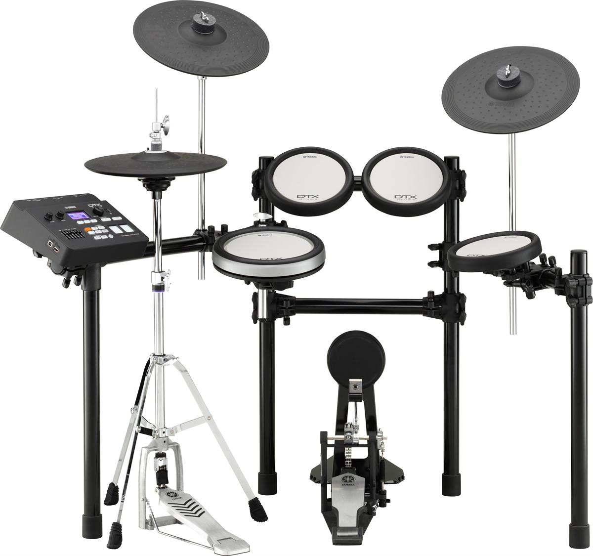 DTX700K Yamaha Complete E-Drum Set