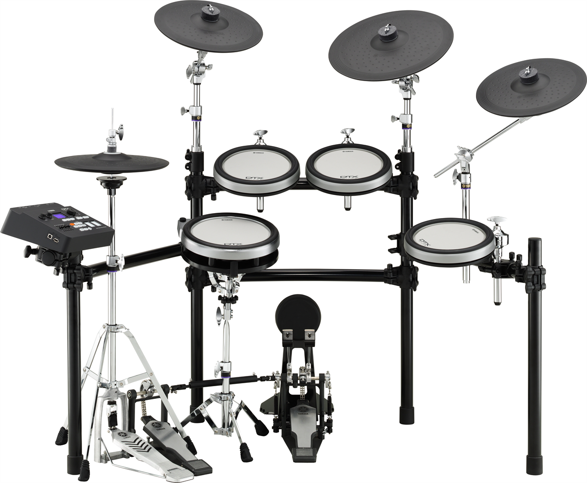 DTX760K Yamaha Complete E-Drum Set
