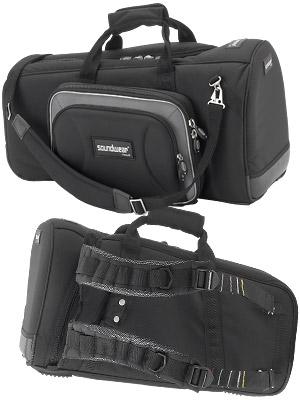 Soundwear Gig Bag Performer Flugelhorn Black