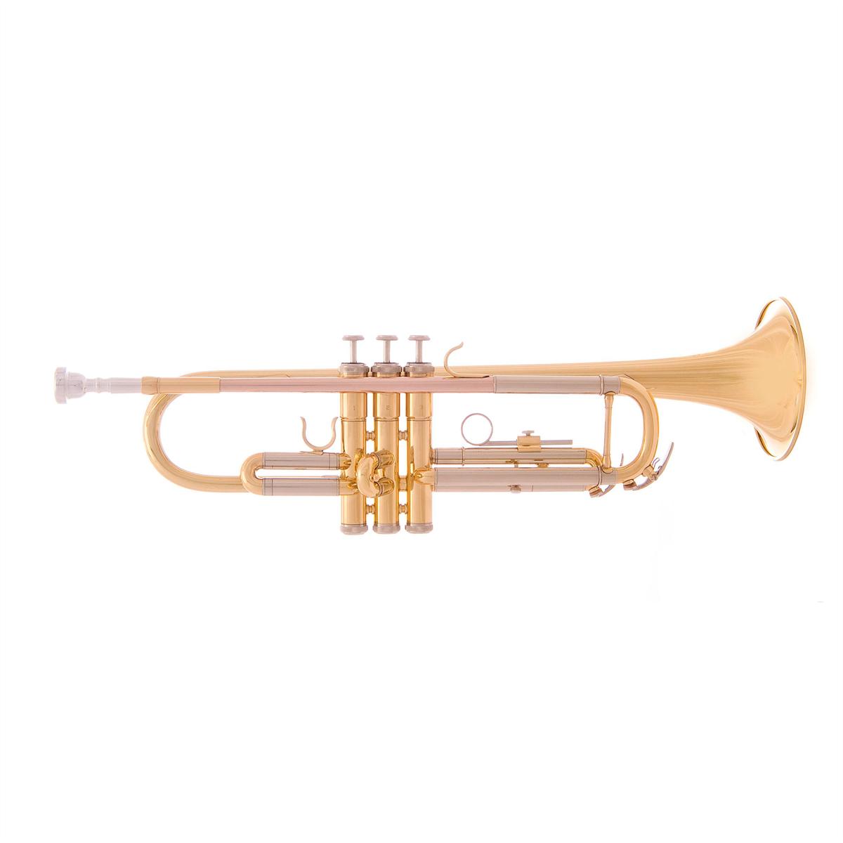 John Packer Bb Trompet JP051 - Uitvoering: Goudlak