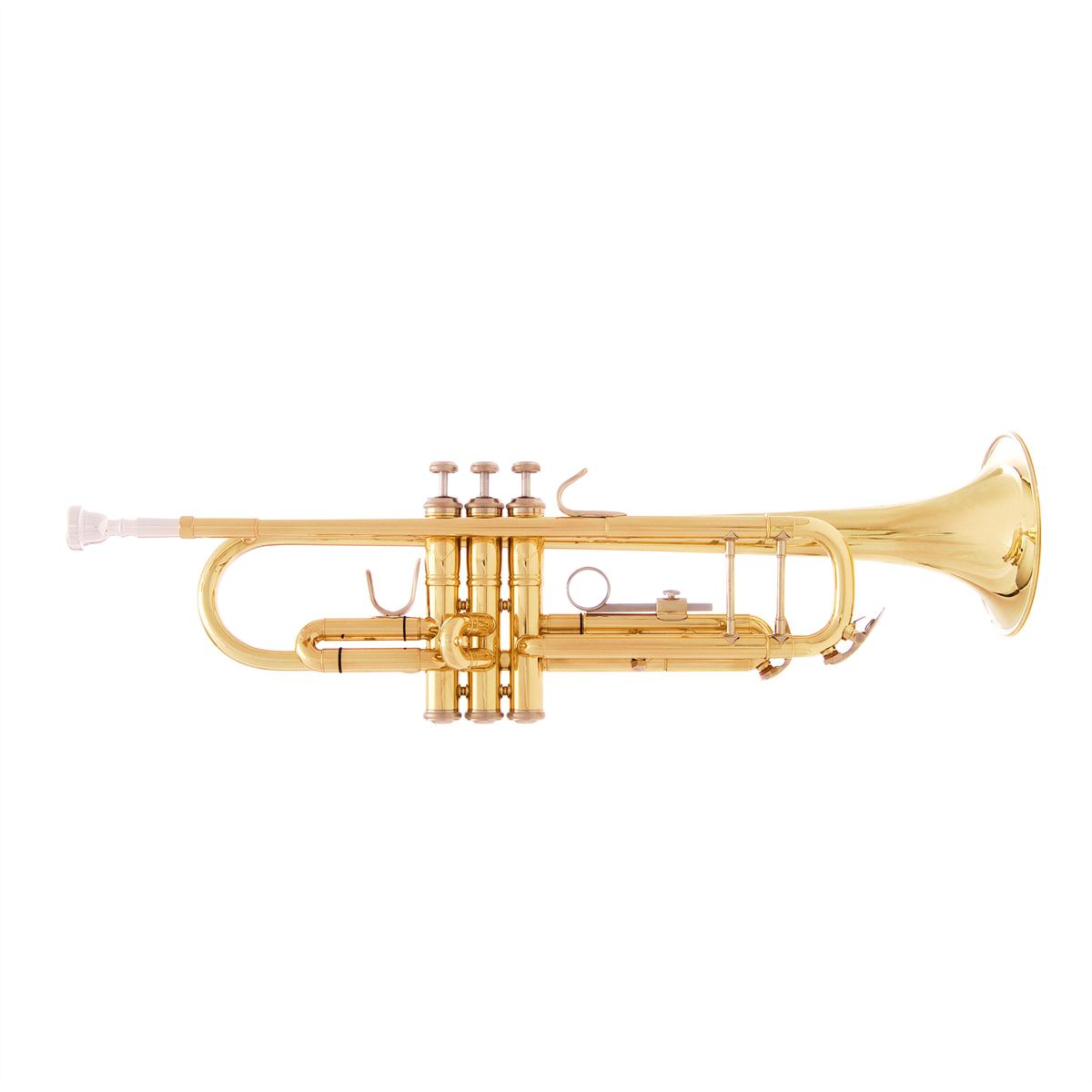 John Packer Bb Trompet JP151 - Uitvoering: Goudlak