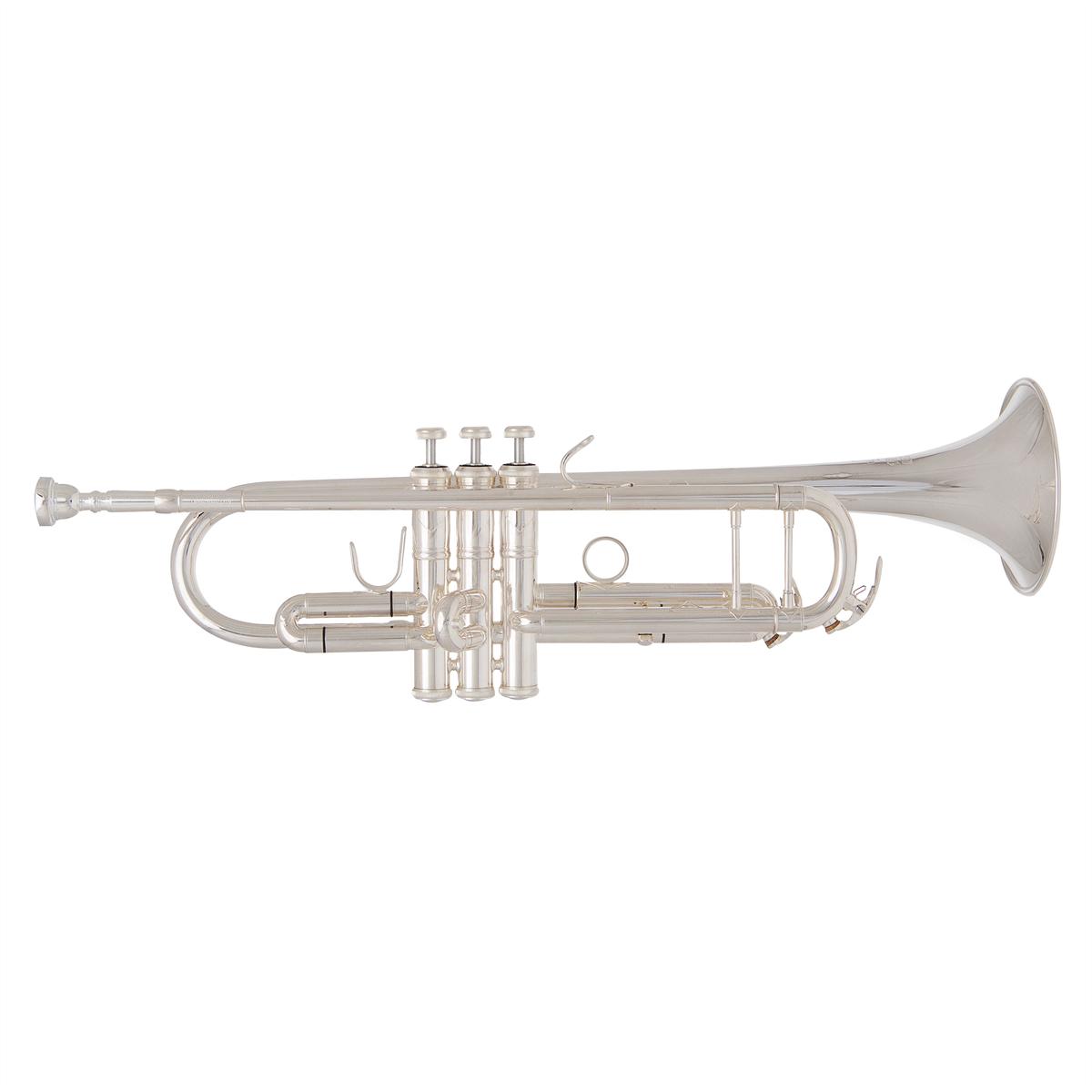 John Packer Bb Trompet JP151S - Uitvoering: Verzilverd