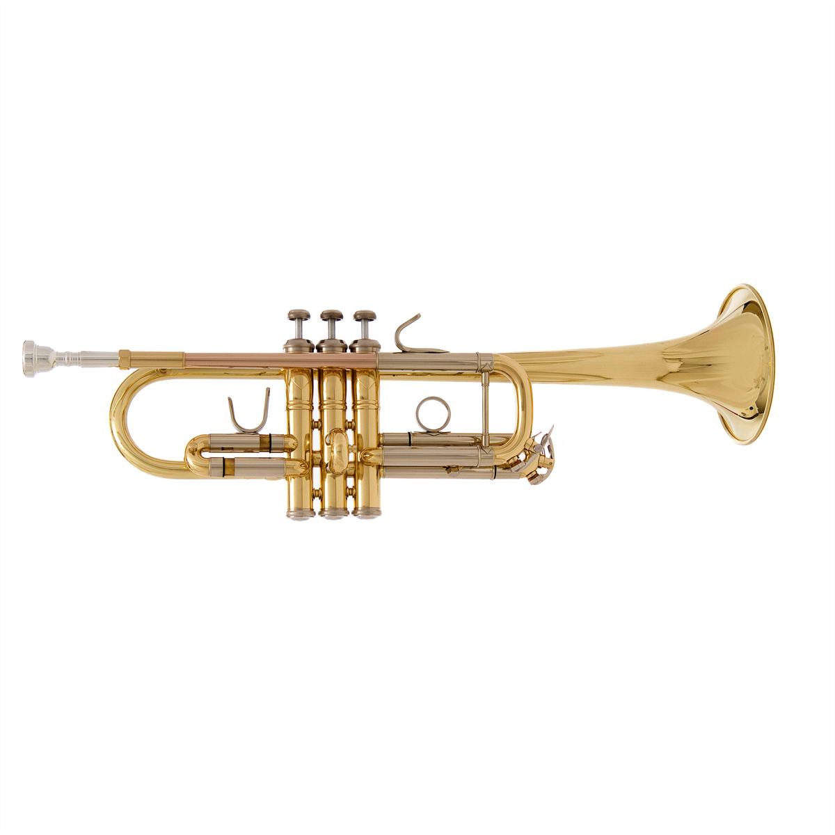 John Packer C Trompet JP152 - Uitvoering: Goudlak