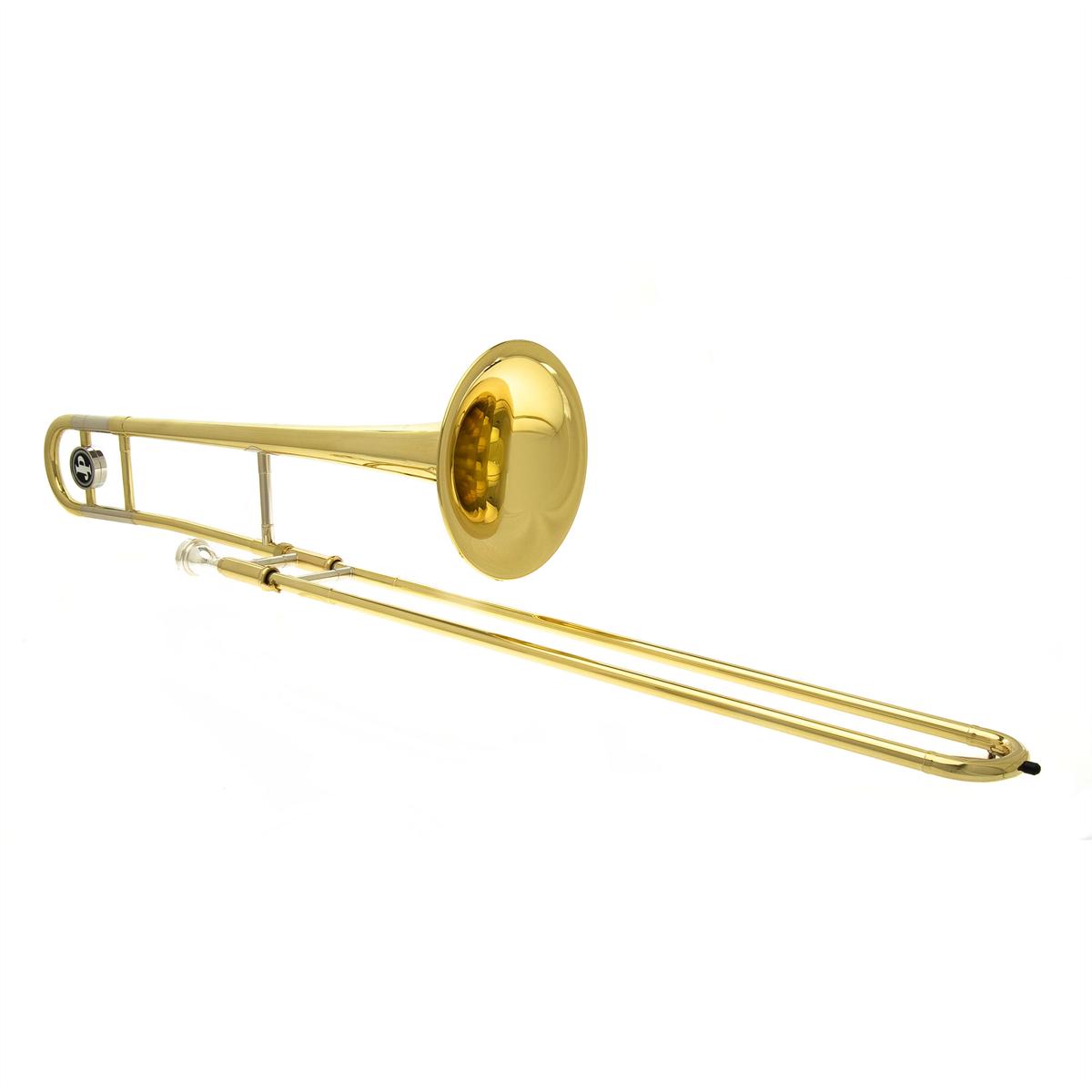 John Packer Tenor Trombone JP031 M Boring - Uitvoering: Goudlak