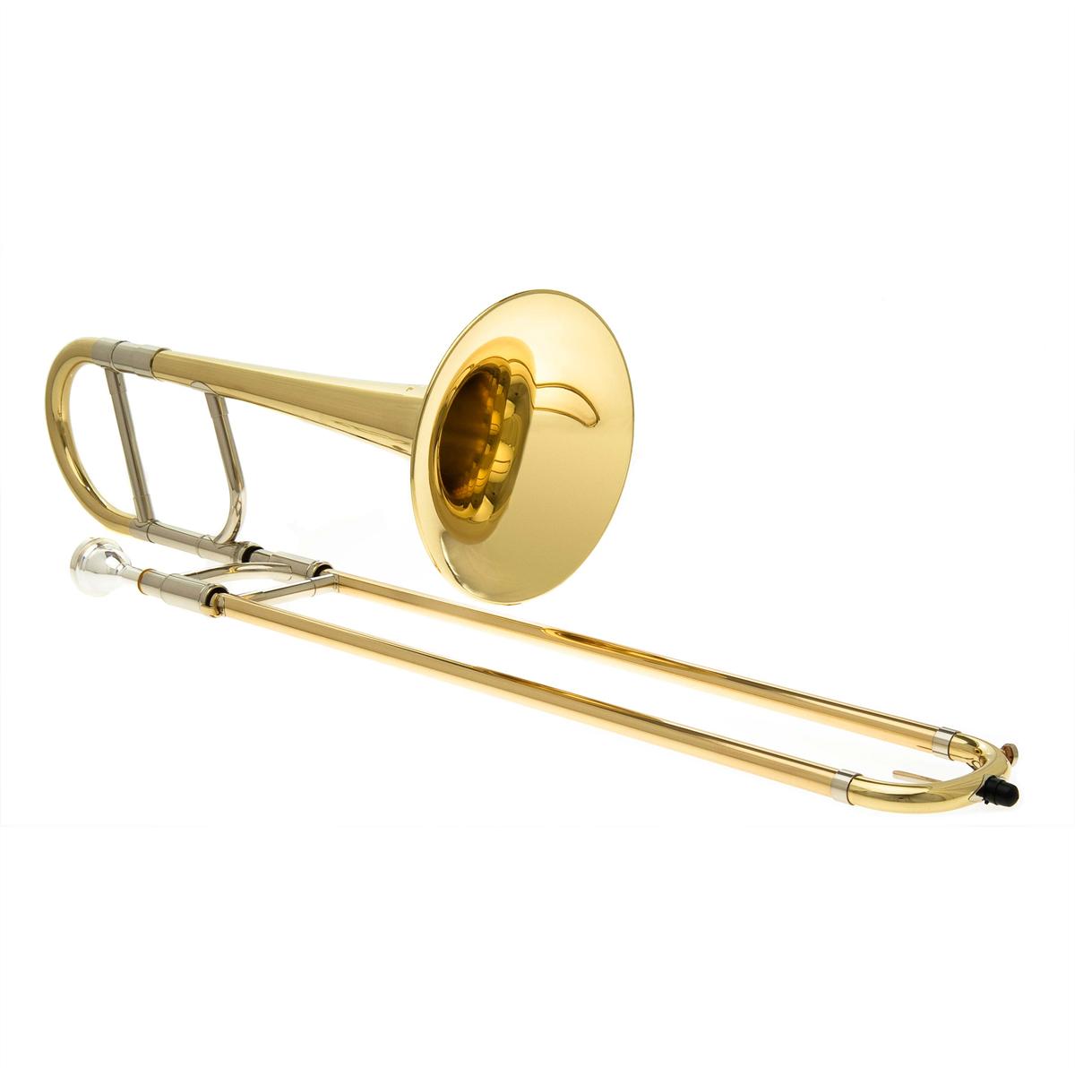 John Packer Alt Trombone JP136 Lightweight - Uitvoering: Goudlak