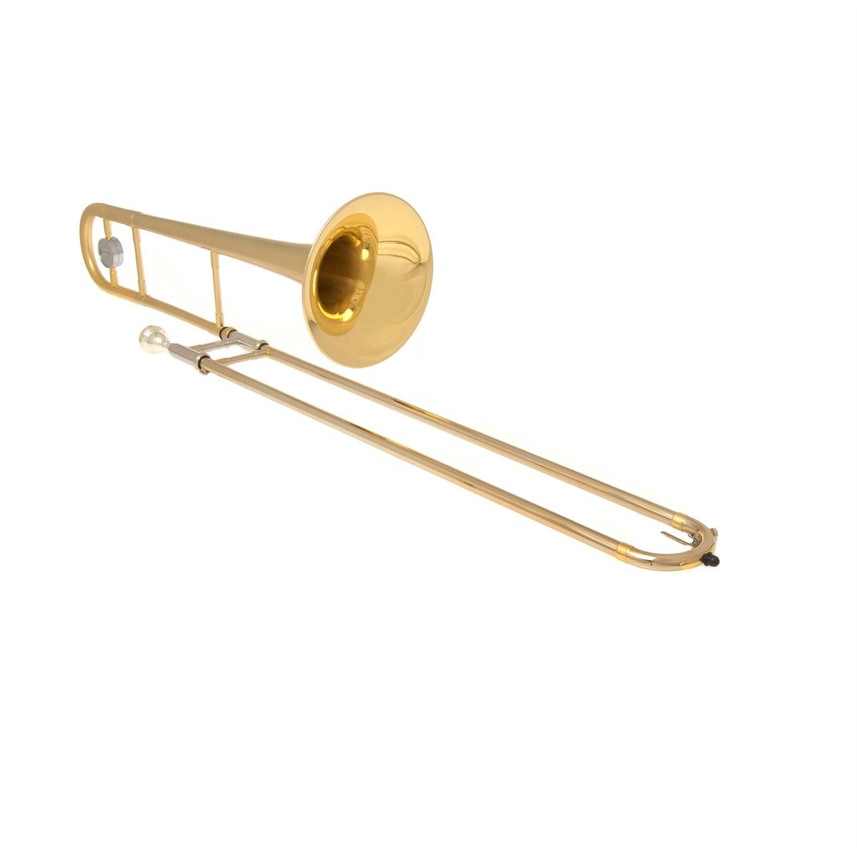 John Packer Tenor Trombone JP231RATHFG - Uitvoering: Verguld
