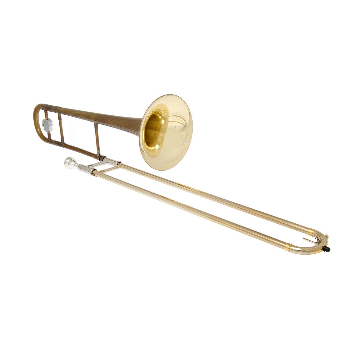 John Packer JP231RATHA Trombone Ténor Sib avec Perce Médium-Large - Antique