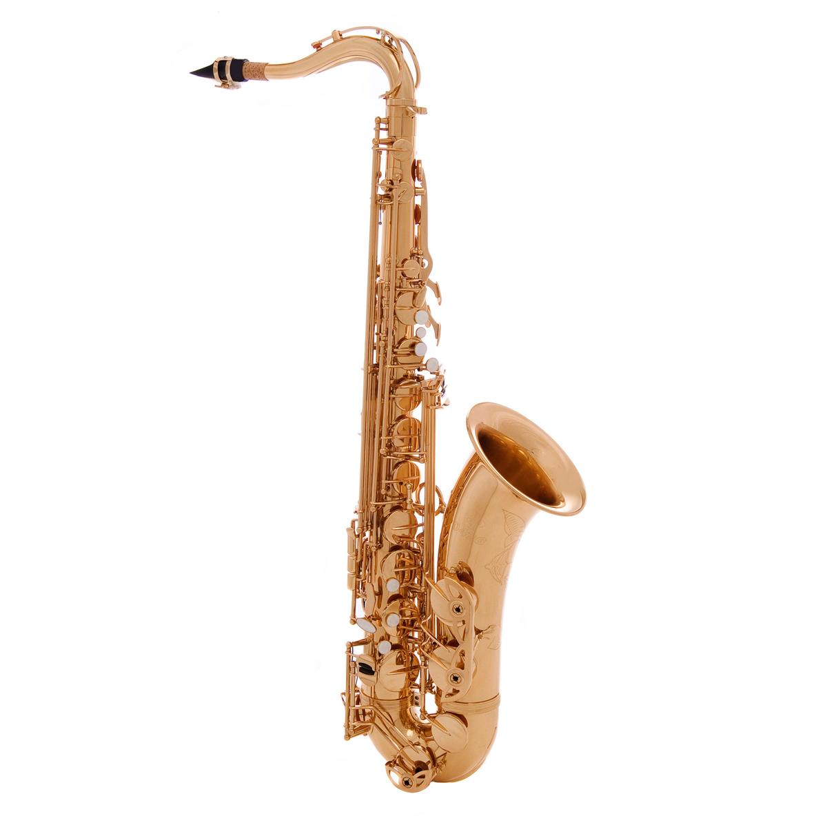 John Packer Tenor Saxofoon JP042G - Uitvoering: Verguld