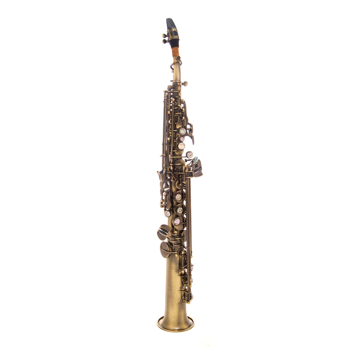 John Packer Sopraan Saxofoon JP043V - Uitvoering: Vintage