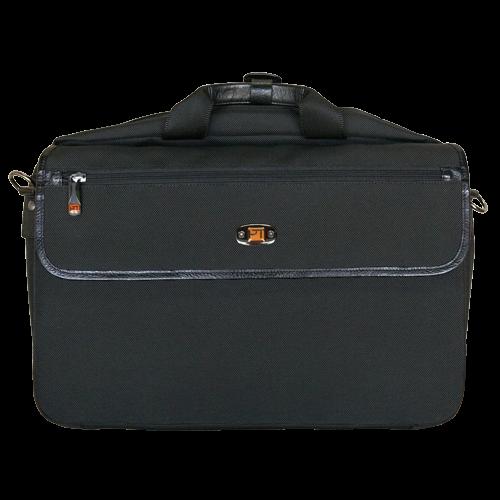 LX308PICC ProTec Lux PRO PAC Messenger Case Dwarsfluit & Piccolo - Zwart
