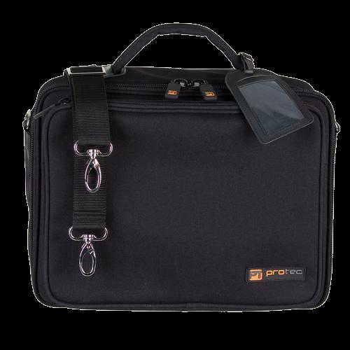 A307  ProTec Deluxe Case Cover Klarinet - Zwart
