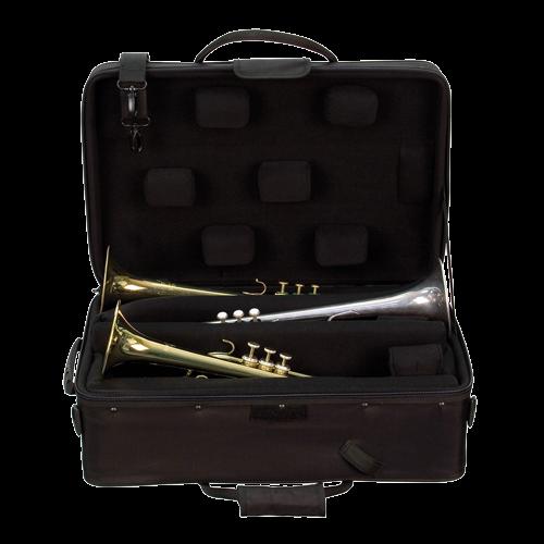 IP301T ProTec iPAC PRO PAC Case 3 Trompetten - Zwart
