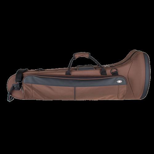 PB306CTCH ProTec Contoured PRO PAC Case Tenor Trombone - Chocolade