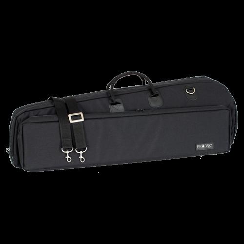 C245 ProTec Deluxe Gig Bag Bas Trombone - Zwart