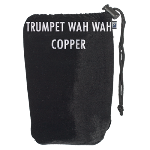 A102 ProTec Trompet Wah Wah Mute Sock - Zwart