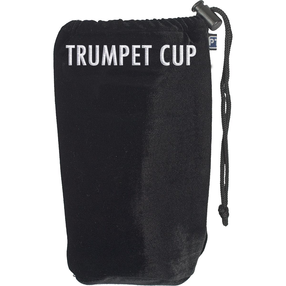 A104 ProTec Trompet Cup Mute Sock - Zwart