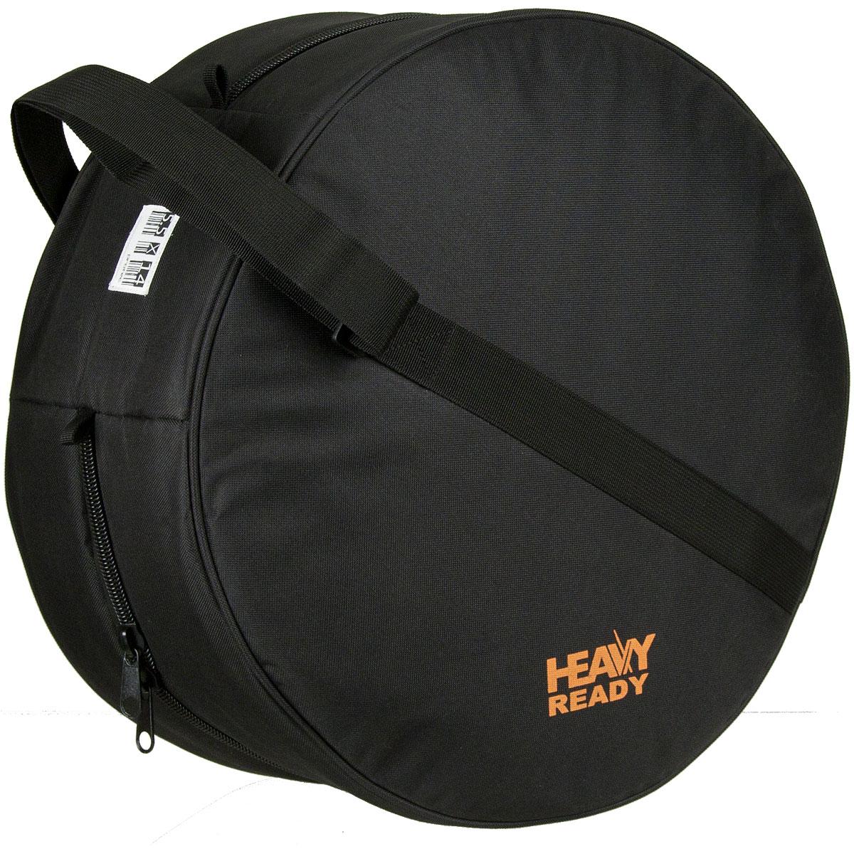 "HR5514 ProTec ""Heavy Ready"" Snare Drum Bag 5,5""x14"" - Zwart"