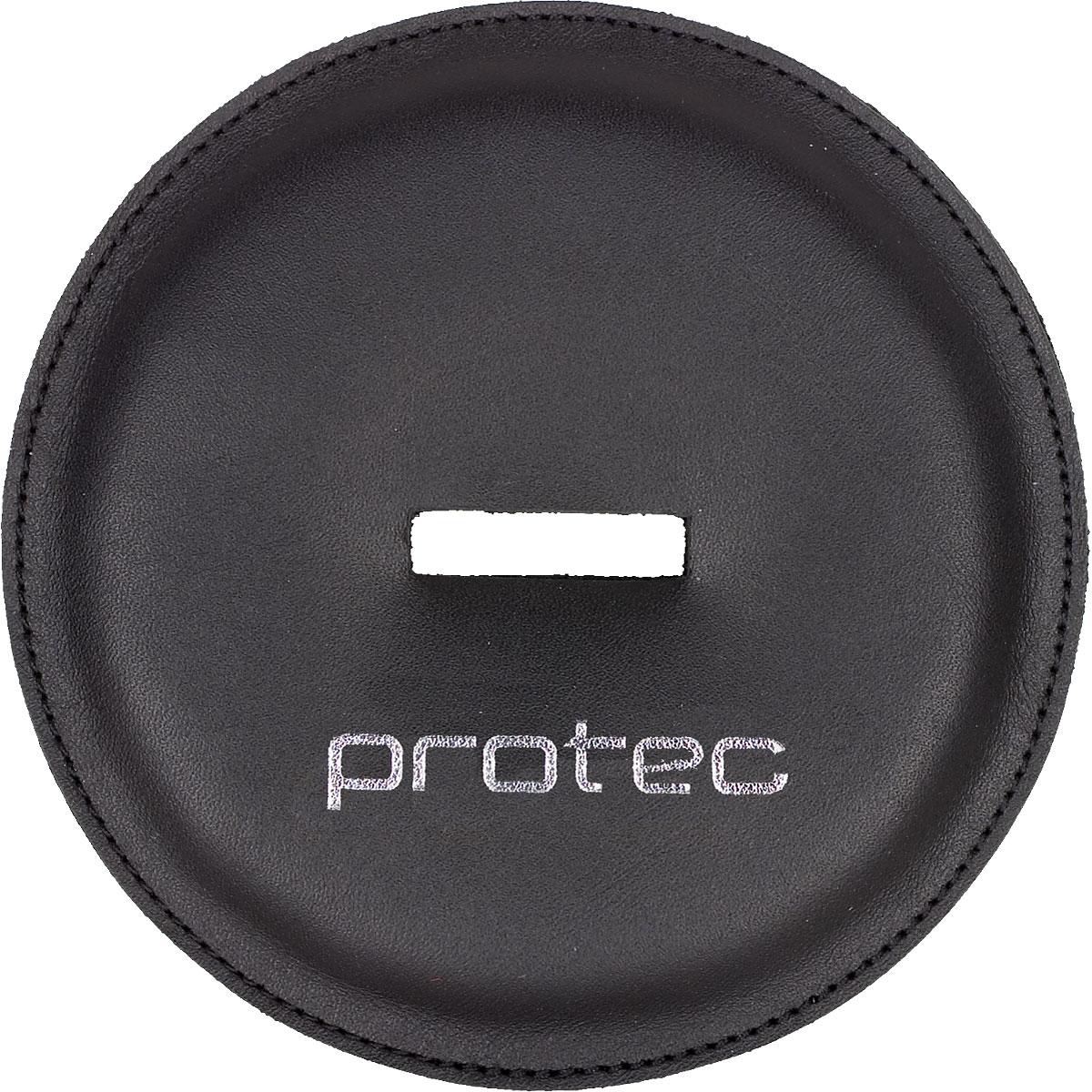 L430 ProTec Leder Pad Set (2) Concert Cimbaal - Zwart