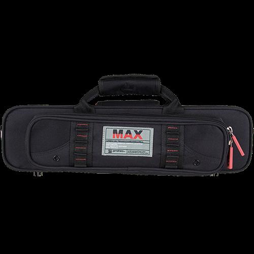 MX308 MAX Case Dwarsfluit - Zwart