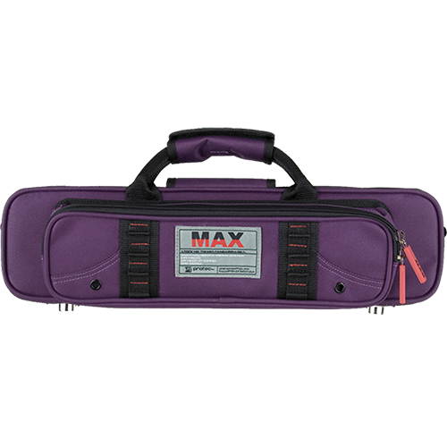 MX308PR MAX Case Dwarsfluit - Paars