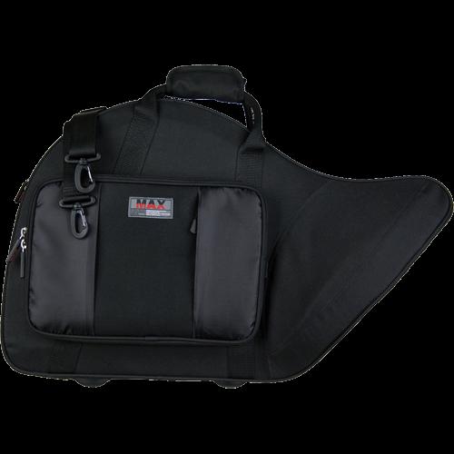 MX316CT MAX Case Contoured F-Hoorn (vaste beker) - Zwart